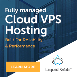Liquid Web Cloud VPS Hosting