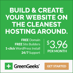 GreenGeeks Web Hosting - Faster, Scalable & Eco-Friendly